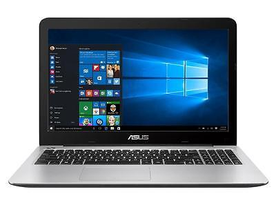 New ASUS 15.6'' Laptop Core i7-6500U 2.50 GHz 8GB RAM 1TB HDD Graphics 520 Win10