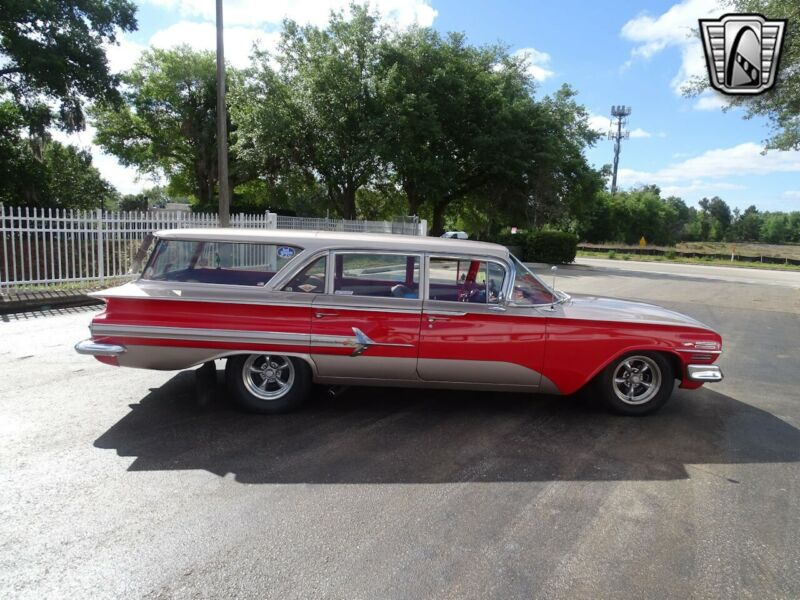 Image 9 Voiture American classic Chevrolet Nomad 1960