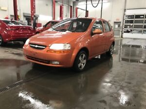 2006 Chevrolet Aveo LS ``BAS MILLAGE`` IDEAL PREMIER CONDUCTEUR