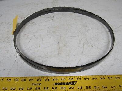 34x.035 Band Saw Blade 14 4 172 Woodrubber Cutting 4 Teeth Per Inch