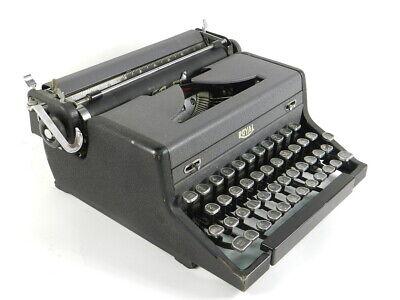 MAQUINA DE ESCRIBIR ROYAL ARROW AÑO 1942 TYPEWRITER SCHREIBMASCHINE