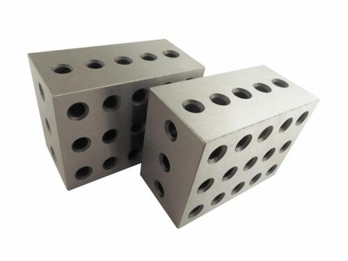 Taytools 2-3-4 Blocks Matched Pair (2 Each) 23 Holes TTW234