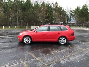 2014 VW GOLF SPORTWAGEN TDI FWD