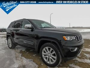 2017 Jeep Grand Cherokee Limited 4x4 | Sunroof | Leather | Bluet