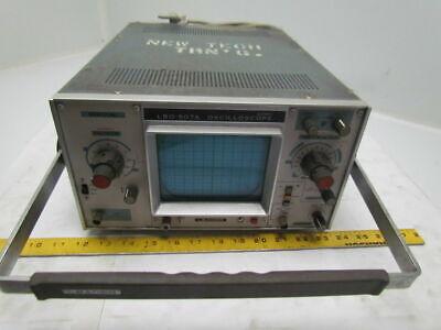 Leader Lbo 507a 20mhz Oscilloscope