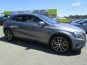 2016 Mercedes-Benz GLA-Class X156 806MY GLA250 DCT 4MATIC Grey 7 Speed Sports Automatic Dual Clutch Kedron Brisbane North East Preview