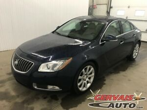 2012 Buick Regal T Turbo GPS Cuir Toit Ouvrant MAGS