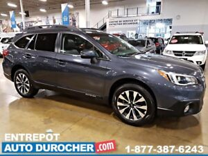2015 Subaru Outback 3.6R Limited 4X4 NAVIGATION - TOIT OUVRANT -