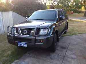 2010 Navara LOW KMS Mirrabooka Stirling Area Preview
