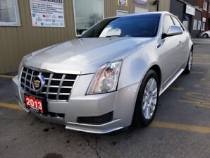 2013 Cadillac CTS Luxury-AWD-REVERSE CAMERA-HEATED LEATHER-ALLOYS