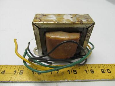 Stancor P-8641 Power Transformer Single Secondary 117v Primary 12.6v Secondary
