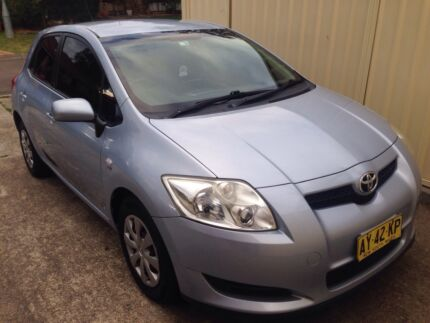 TOYOA COROLLA low kms  Claremont Meadows Penrith Area Preview
