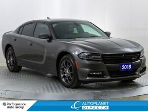 2018 Dodge Charger GT+ AWD, Customer Pref. Pkg, Remote Start!