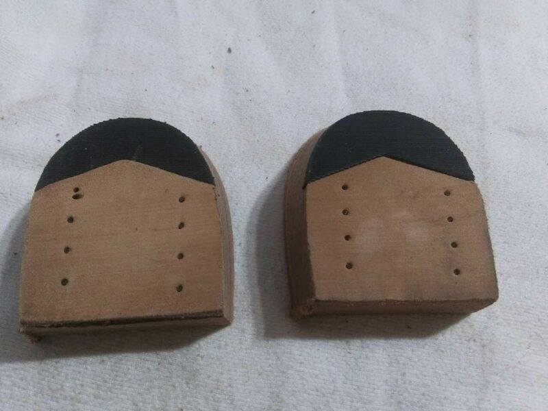 Montello leather replacement heels shoes boots repair cobbler cowboy boots