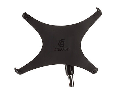 Griffin Mic Stand iPad Mount for iPad 1-4th Gen. - Great for Studio Recording