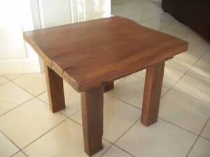 Rustic coffee table Clovelly Park Marion Area Preview