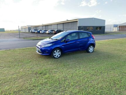 2012 Ford Fiesta Manual Hatchback (1Year Free Warranty) Archerfield Brisbane South West Preview