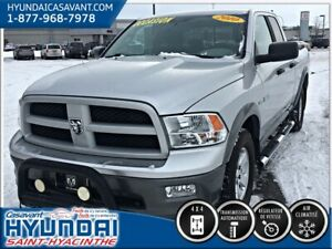 2010 Dodge RAM 1500 TRX AWD ** mags, climatisation **tel quel