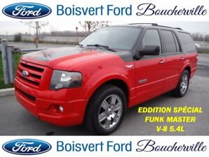 2008 Ford Expedition Limited FUNK MASTER