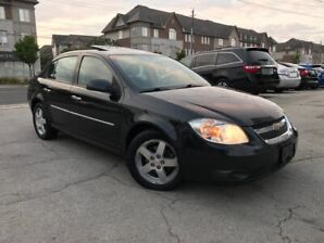 2010 Chevrolet Cobalt Accident free|One owner|Sunroorf|2 Set of tires