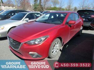 2014 Mazda Mazda3 *GS-SKY SIÈGE CHAUFFANT CAMERA DE RECUL BLUETO
