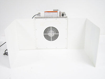 Sentry Air Systems Ss-300-wsl Horizontal Negative Pressure Fume Extractor