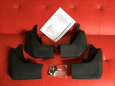 Land Rover Discovery 4 L319 LR4 Mud Flaps / Guards FULL SET Front & Rear