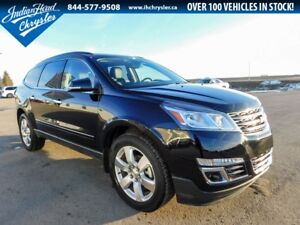 2016 Chevrolet Traverse LTZ AWD | Leather | Heated Seats