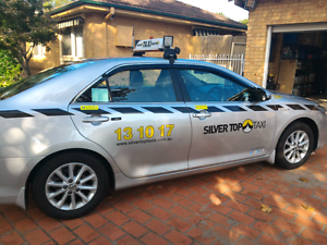 2014 TOYOTA CAMRY HYBRID FOR SALE as TAXI Sydney City Inner Sydney Preview