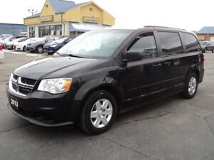 2013 Dodge Grand Caravan SXT 3.6L Stow-N-Go BackUpCamera 7Pass