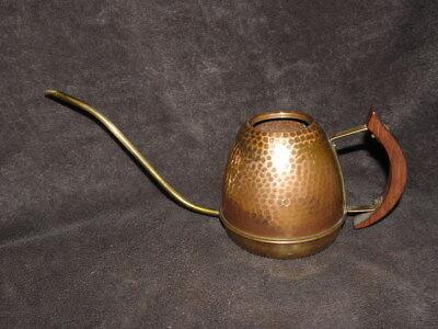 vintage watering can  goardere Jar flower plants watering bonsai retro copper