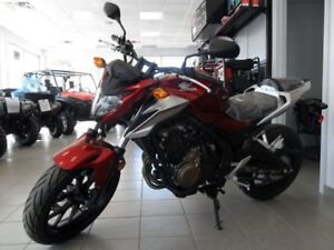 2018 Honda CB500FAJ LAST ONE! ONLY $37.63 WEEKLY!!
