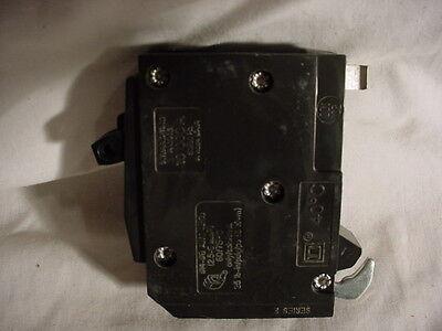 New Square D Qot2020 Twin 20-amp Single-pole Tandem Circuit Breaker 120240v