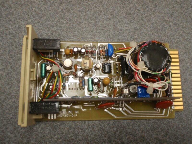 MOORE INDUSTRIES PTT/10K-0-100/4-20MA/24DC-PC POTENTIOMETER TRANSMITTER