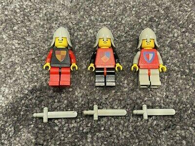 LEGO Castle Mini Figures set 0016 - 100% Complete