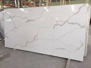 Top range marble look benchtop stone on sale! Calacatta & Bianco! Strathfield South Strathfield Area Preview