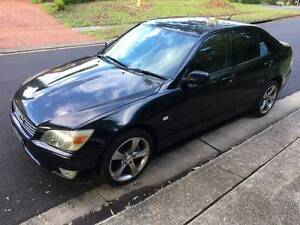 1999 Lexus IS200 Sedan Cherrybrook Hornsby Area Preview