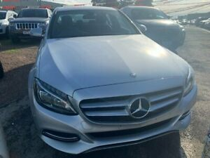 2015 Mercedes-Benz C-Class W205 C200 7G-Tronic + Silver 7 Speed Sports Automatic Sedan Hoppers Crossing Wyndham Area Preview