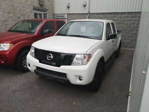 2018 Nissan Frontier 4WD CREW SV FINAL CLEAROUT