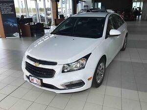 2015 Chevrolet CRUZE 1LT Only 35k!! 6-Speed Automatic! Great Pri