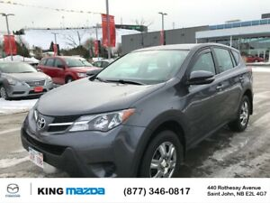 2014 Toyota RAV4 LE AWD..4 Cyl..Blue Tooth..Great Fuel Econom...