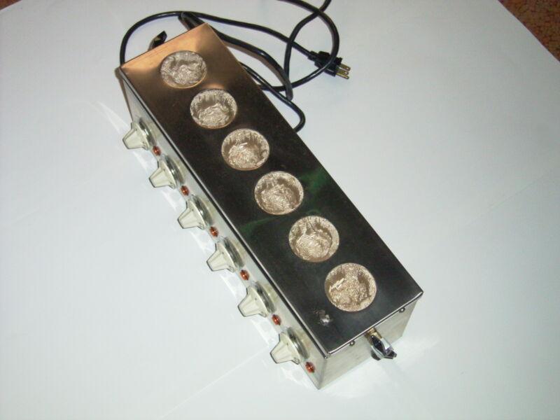 Electrothermal MM2313 Micro-Kjeldahl Extraction Heaters, 115V