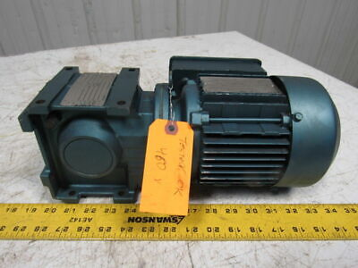 Sew-eurodrive S37dt71d4 Right Angle 37.661 Ratio Gear Reducer W12hp Motor