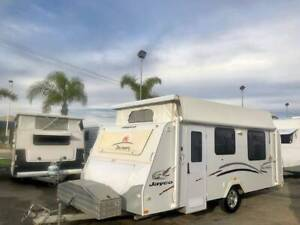 "2009 Jayco Discovery 16'6"" Rockingham Rockingham Area Preview"