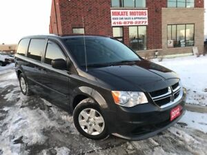 STEAL THIS 2012 DODGE GRAND CARAVAN Full STOW AND GO  $7,999