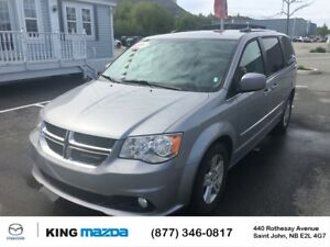 2017 Dodge Grand Caravan Crew Plus- $193 B/W LEATHER..FULL STO n