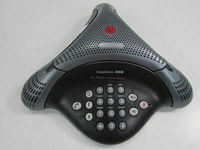 Polycom Voicestation 300 2201-17910-001 Conference Speaker Phone