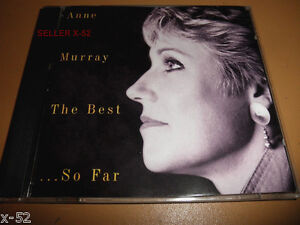 ANNE-MURRAY-cd-BEST-so-far-SNOWBIRD-dannys-song-NOW-AND-FOREVER-you-needed-me