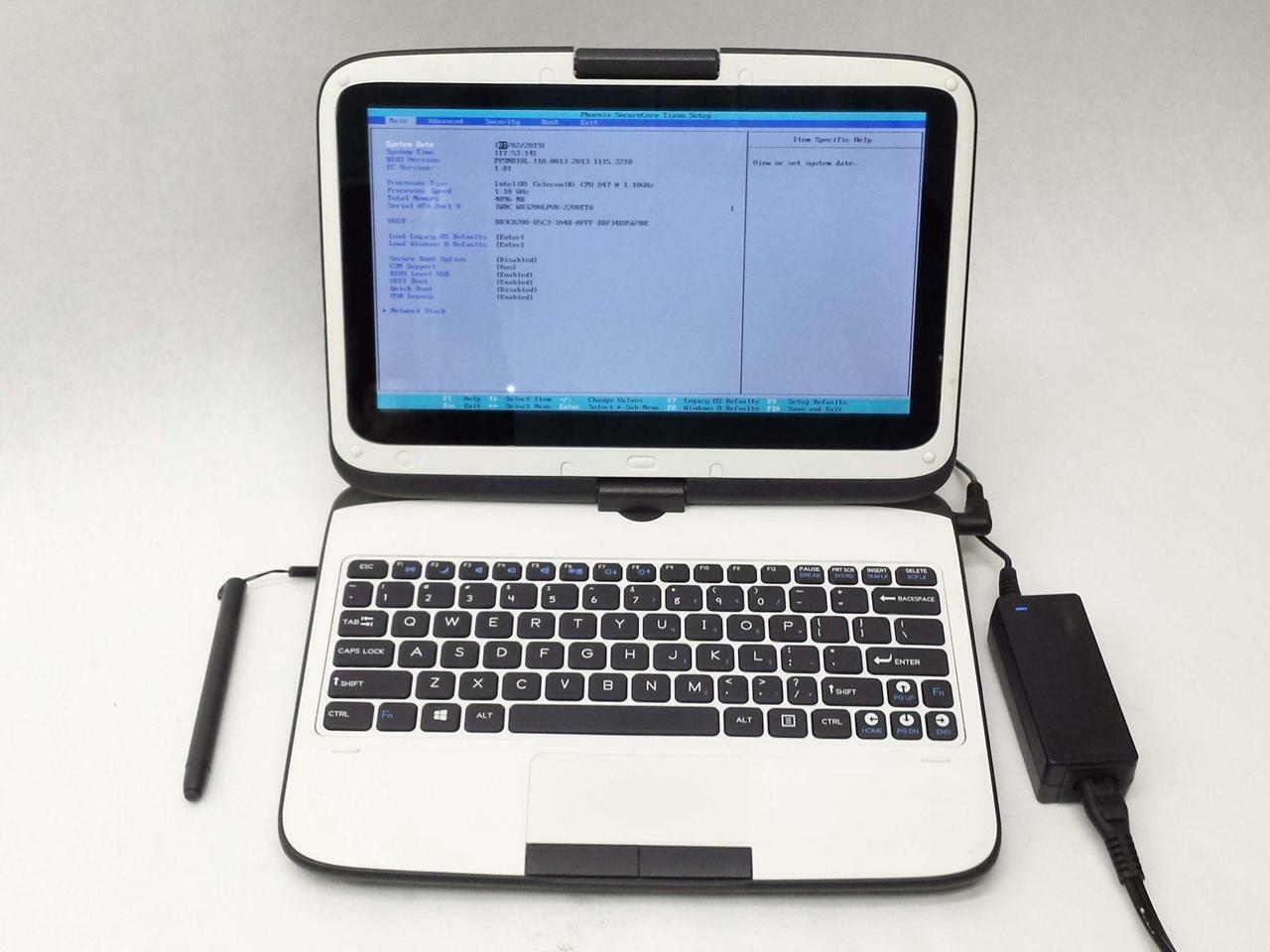 Laptop Windows - Rugged Laptop - Touchscreen Tablet Combo Windows 10