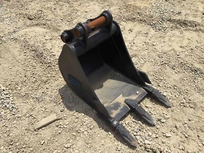 New Diesel 18 Excavator Bucket Fits Cat 303 304d Deere Hitachi 35d S 203566
